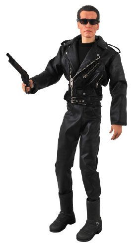 Buy Low Price Diamond Select Terminator 2: Judgment Day: Ultimate Quarter Scale T-800 Action Figure (B001QOGKEY)