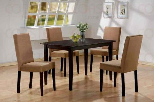 Mix & Match Rectangular Casual Dining Leg Table by Coaster