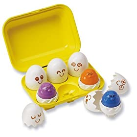 International Playthings Hide'N Squeak Eggs