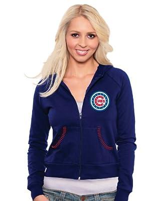 MLB Chicago Cubs Zip Hoodie