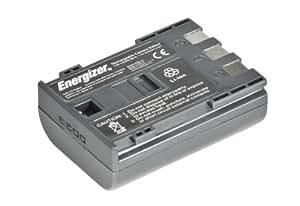 Energizer ENB-C2L Digital Replacement Battery NB-2L for Canon PowerShot G7, G9, S40, S50, S60, S70 and S80 (Black)