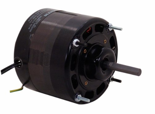 A.O. Smith 305 4.4-Inch 1/40 Hp, Open Enclosure, 2 Spd, Cwse Rotation, 5/16-Inch By 2-1/2-Inch Shaft General Purpose Shaded Pole Motor