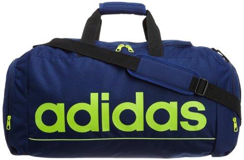 [Adidas] adidas LINEAR ESS TBM CQ283 F79050 (night blue F13 / ソーラースライム / ソーラースライム)