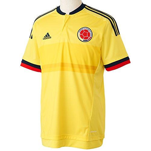 adidas-para-hombre-de-manga-corta-camiseta-de-colombia-replica-de-jugadores-inicio-primavera-verano-