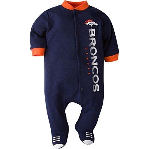 Denver Broncos Baby Sleeper Price pare