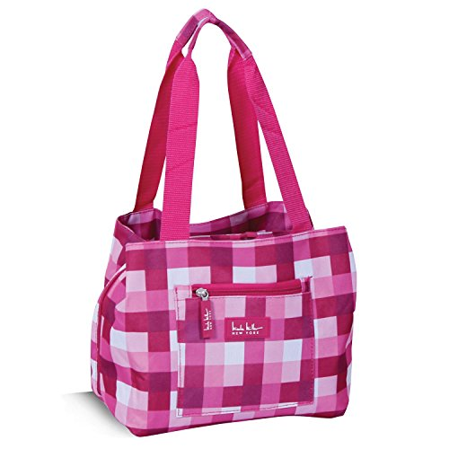 nicole-miller-new-york-insulated-cooler-lunch-tote-pink