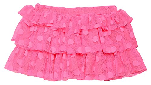Baby Starters Baby Girls Dot Ruffle Tutu Skirt