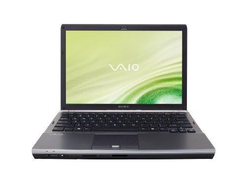 Sony VAIO VGN-SR410J/B 13.3-Inch Laptop - Black