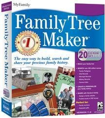 Family Tree Maker 11 2 Collector s EditionB00023C3YG
