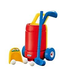 Little Tikes Tot Sports Easy Hit Golf Set, Multi Color