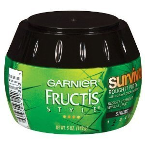 Garnier Fructis Survivor Rough It Putty, 5 Oz - Strong 2 (Pack of 3)