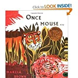 Once a Mouse...: A Fable Cut in Wood (0606005463) by Brown, Marcia