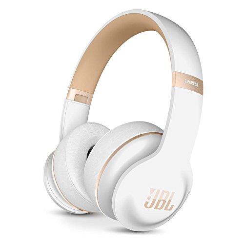 Click to buy JBL Everest Elite 300 NXTGen Noise-Canceling Bluetooth On-Ear Headphones (White) - From only $176.46