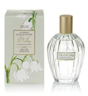 Floral Collection Lily of the Valley Eau de Toilette 100ml
