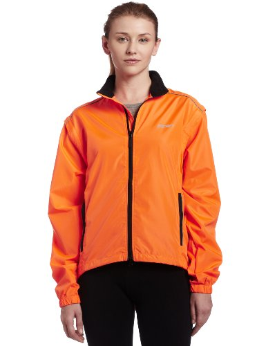 Buy Low Price Canari Cyclewear Women's Tour Jacket Cycling Jacket (2702 W TOUR JACKET)