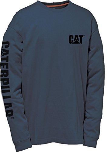 caterpillar-mens-caterpillar-mens-c1510034-trademark-premium-weight-cotton-t-shirt-marine-4xl-56-59-