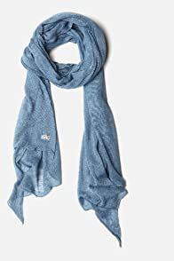 Men's Linen Slub Jersey Scarf