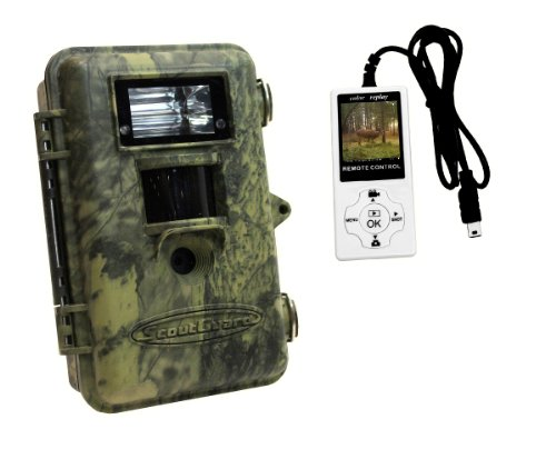 ScoutGuard 85-Feet Long Range SG565F-8M White Flash Night Color Trail Scouting Hunting Game Camera