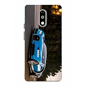 Moto G4 Play Printed Back Cover By Case Cover