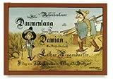 Reiseabenteuer des Malers Daumenlang und seines Dieners Damian. esslinger reprint (3480063462) by Lothar Meggendorfer