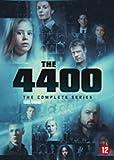 Les 4400: L'intégrale de la saison 1 à 4 - Coffret 14 DVD [Import belge] (dvd)