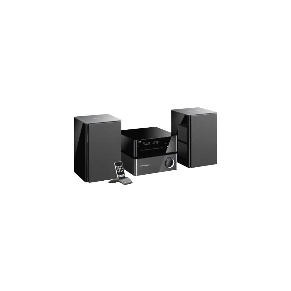 harman kardon mas 111 230 mini hifi system cd player ukw. Black Bedroom Furniture Sets. Home Design Ideas