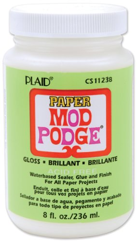 mod-podge-waterbase-sealer-glue-and-finish-for-paper-8-ounce-cs11238-gloss-finish