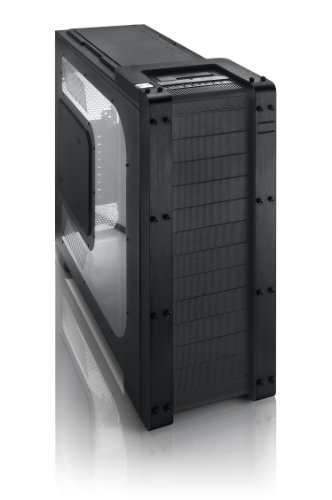 Xigmatek CCC-HSAODS-U01 Elysium Chassis with Window - Black