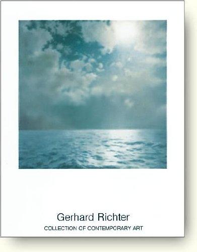 ゲルハルト リヒター Seesttuck 1969 アートポスター