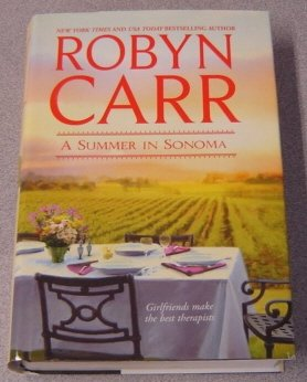 book cover of A Summer in Sonoma