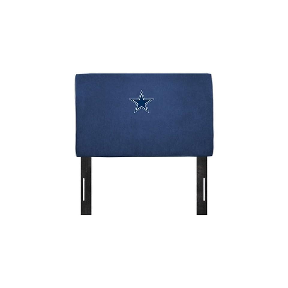 Dallas Cowboys NFL Team Logo Headboard