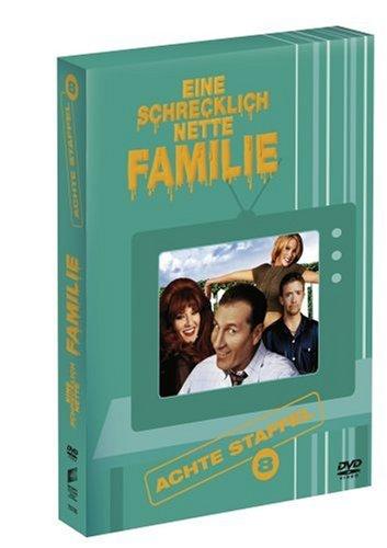 Eine schrecklich nette Familie - Achte Staffel (3 DVDs)