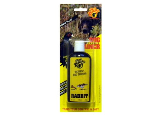Pete Rickard's Rabbit Dog Training Scent, 4-Ounce