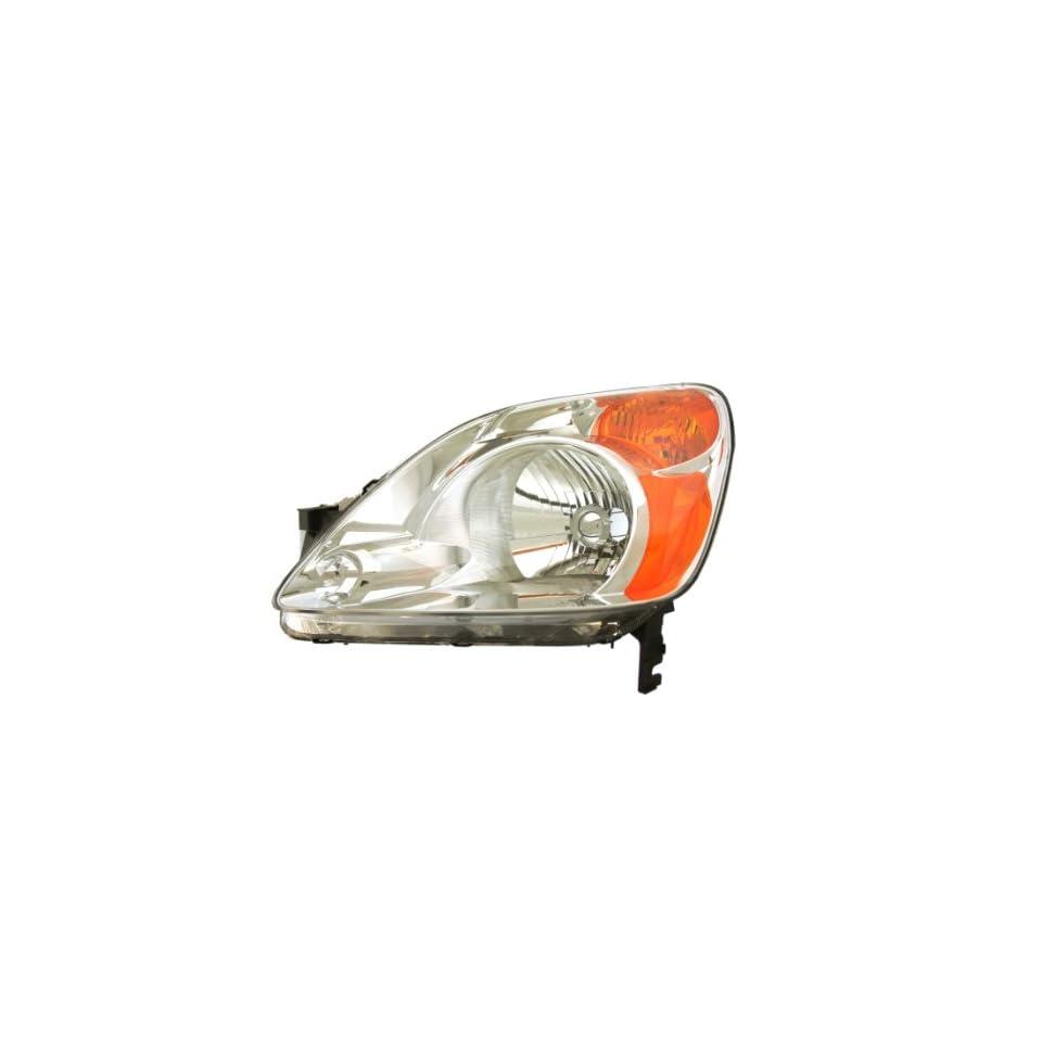 Genuine Honda Parts 33151 S9A A01 Driver Side Headlight Lens/Housing