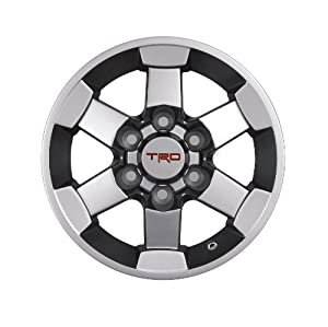 Genuine TRD 16 Inch Alloy Wheels for Toyota Tacoma and FJ Cruiser-New, OEM