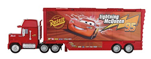 Disney/Pixar Cars Mack Action Drivers Playset (Red Truck Moving Company compare prices)