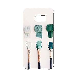 BLUEDIO Designer Printed Back case cover for Samsung Galaxy S6 Edge - G3083