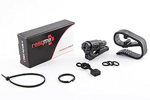 Llavero Resqme The Original herramienta para escapar del carro incluye clip de visera y acollador