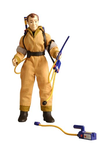 Picture of Mattel Retro-Action Ghostbusters Ray Stantz Collector Figure (B003ZX7HE6) (Mattel Action Figures)
