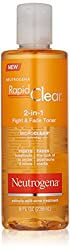 Neutrogena Rapid Clear 2-in-1 Fight and Fade Toner, 236ml