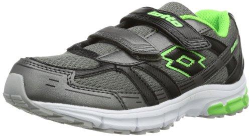 lotto-zenith-cl-s-chaussures-de-running-competition-mixte-enfant-gris-grau-g-titan-blk-31-eu