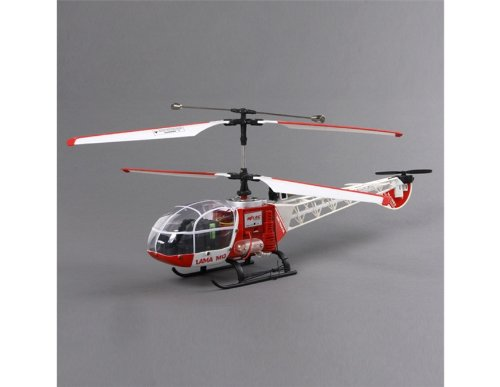 M13 3.5-channel LCD Display Controller R/C Coaxial Helicopter with GYRO and LED Lights