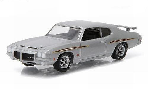 pontiac-gto-judge-argente-decorer-walking-dead-1971-voiture-miniature-miniature-deja-montee-greenlig