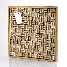 Large Wine Cork Board Kit: Home Improvement