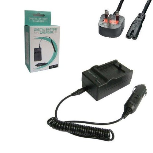 Battery Charger for Sony Cybershot