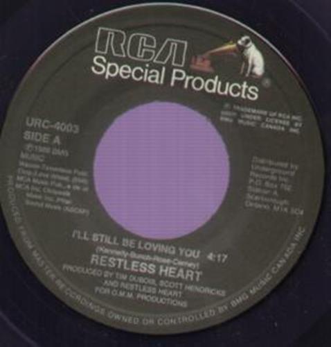 Restless Heart - I
