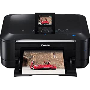 Canon - PIXMA MG8150 - Imprimante Photo Multifonction Jet d'encre - 12,5 ipm - wifi