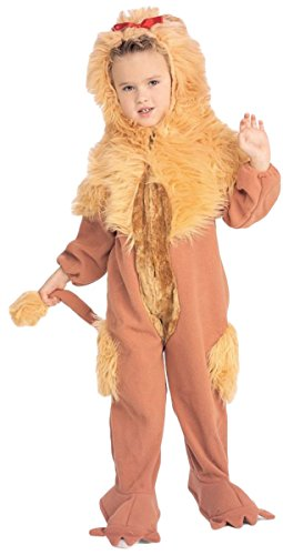 Morris Costumes Big Boy's Wiz Of Oz Cowardly Lion Costume, Todd