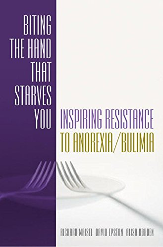 Biting the Hand That Starves You: Inspiring Resistance to Anorexia/Bulimia (Norton Professional Books (Hardcover))