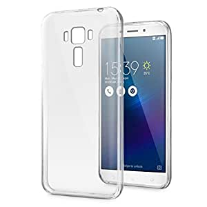 Cell-loid Top Quality transparent back cover for Asus Zenfone 3 Laser